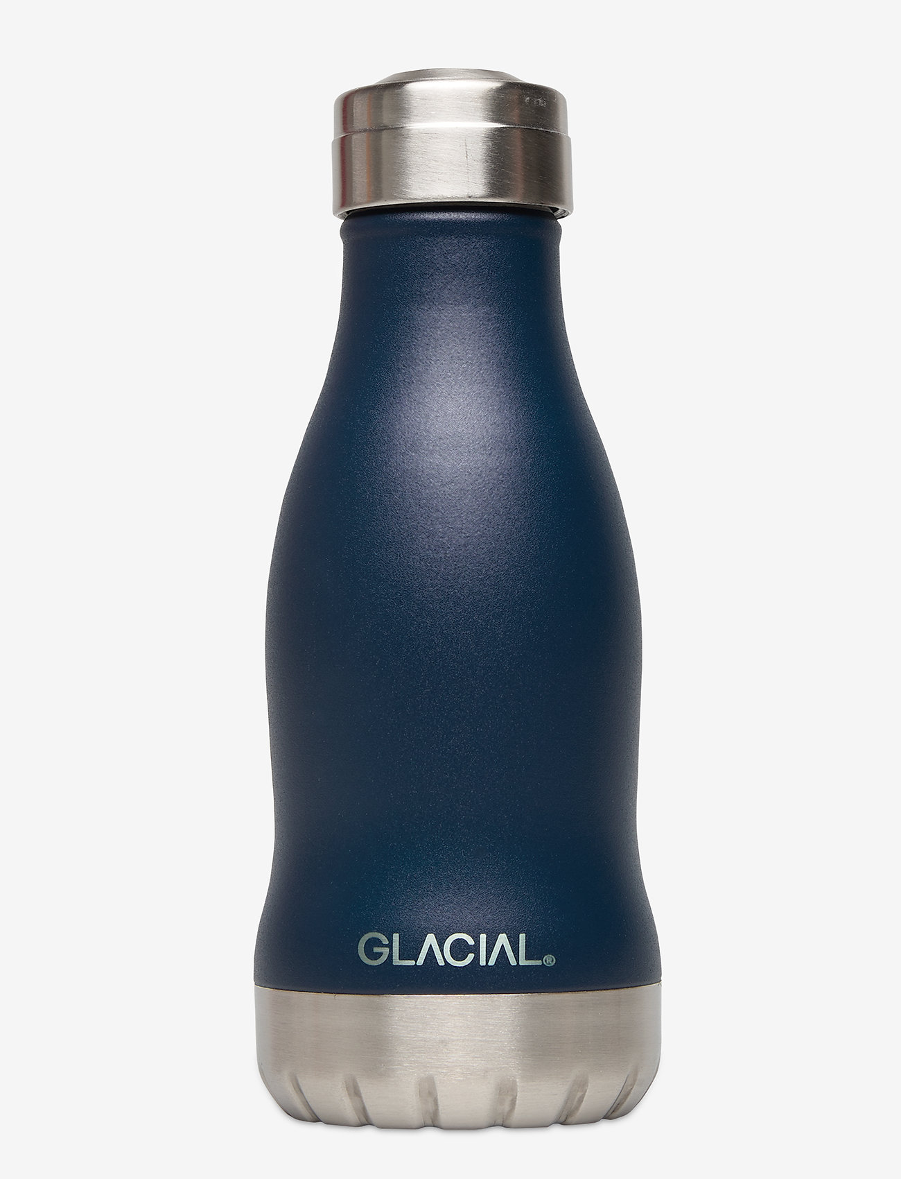 GLACIAL - Matte Navy 260ml - vannflasker og termoser - matte navy - 0