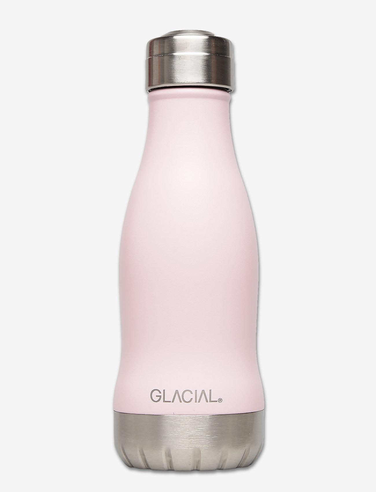 GLACIAL - Matte Pink Powder 260ml - vannflasker og termoser - pink powder - 0