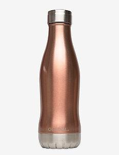 Rose Gold 400ml - vandflasker & termoflasker - rose gold