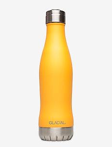 Matte Yellow 400ml - vattenflaskor & termosar - yellow