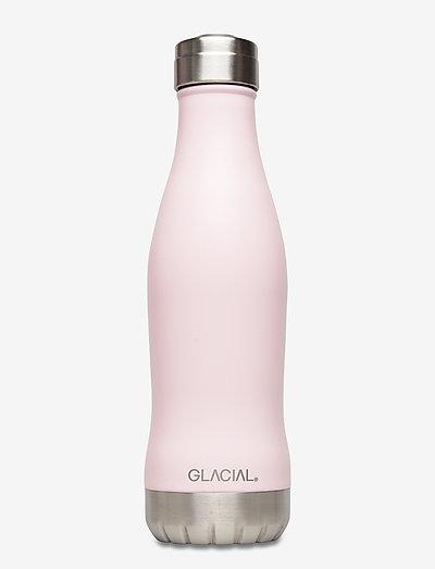 Matte Pink Powder 400ml - vannflasker og termoser - pink powder