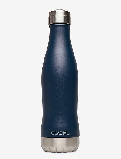 Matte Navy 400ml - vannflasker og termoser - navy