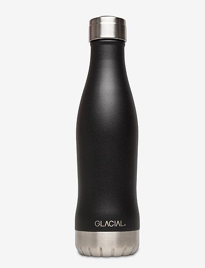 Matte Black 400ml - vannflasker og termoser - black