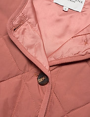 Global Funk - Kaison - puffer vests - canyon rose - 2
