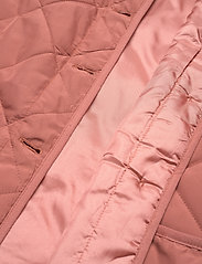 Global Funk - Kaison - puffer vests - canyon rose - 4