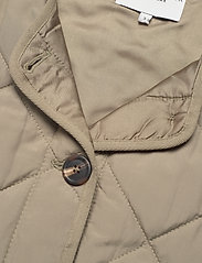 Global Funk - Kaison - puffer vests - khaki dust - 2