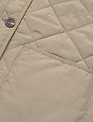 Global Funk - Kaison - puffer vests - khaki dust - 3