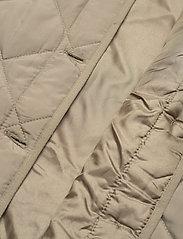 Global Funk - Kaison - puffer vests - khaki dust - 4