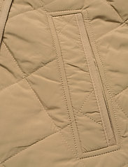 Global Funk - Feeney - puffer vests - dark sand - 3