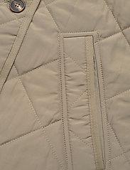 Global Funk - Feeney - puffer vests - khaki dust - 3
