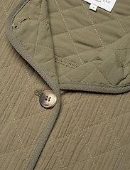 Global Funk - Feeney - puffer vests - army - 2