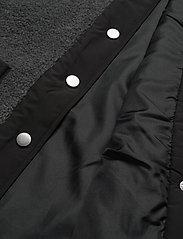 Global Funk - Vinson - knitted vests - grey black mix - 3