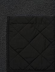 Global Funk - Vinson - knitted vests - grey black mix - 4