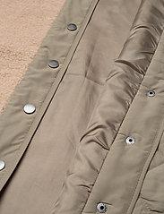 Global Funk - Vinson - knitted vests - khaki sugar mix - 4