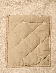 Global Funk - Vinson - knitted vests - sand sugar mix - 3
