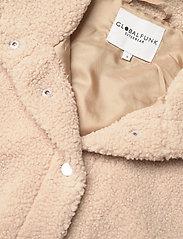 Global Funk - Raima - knitted vests - sand sugar mix - 2