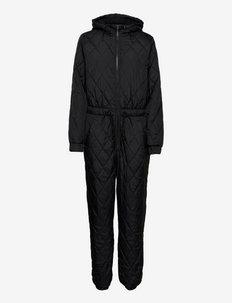 Pearce - jumpsuits - black