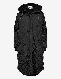 Arrow - wyściełane płaszcze - black