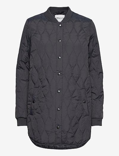 Even - vestes matelassées - arsenic grey