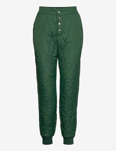Santiago - pantalons casual - amazone green
