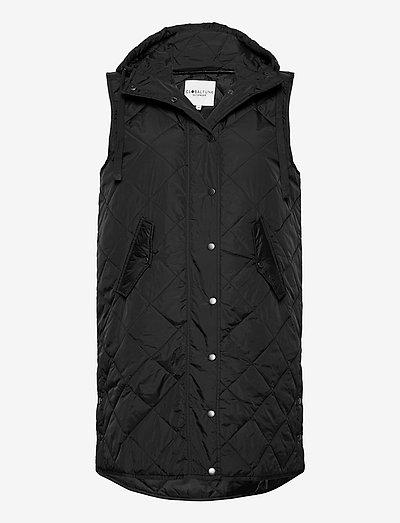 Jace - vestes rembourrées - black