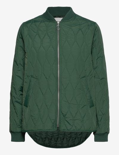 Rheanna - vestes matelassées - amazone green