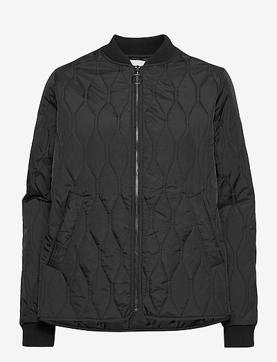 Rheanna - vestes matelassées - black