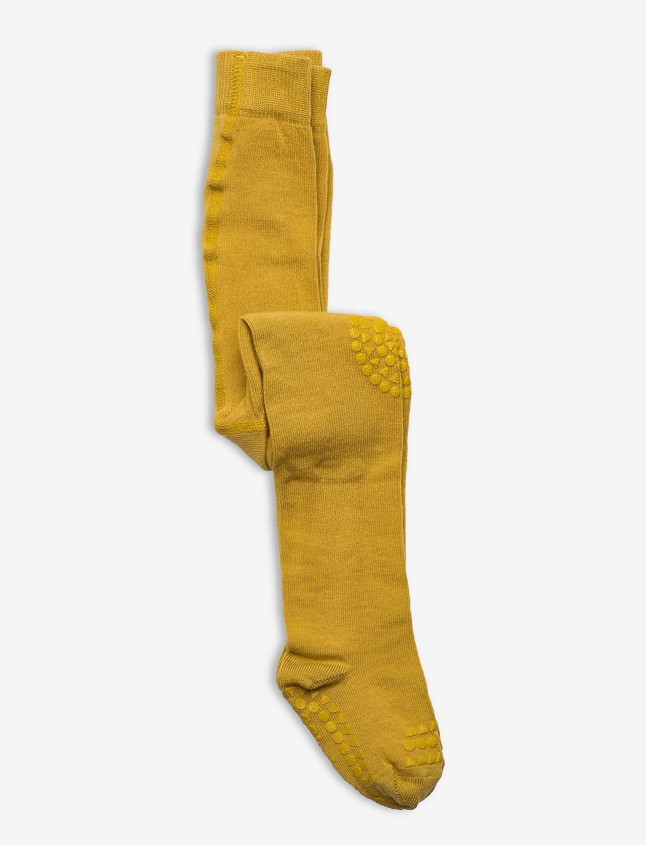 GoBabyGo - Tights - strømpebukser - mustard - 0