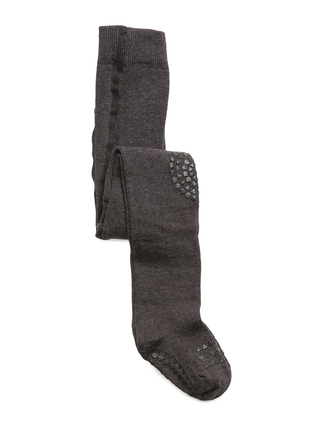 GoBabyGo Tights - DARK GREY MéLANGE