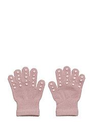 Grip Gloves - DUSTY ROSE