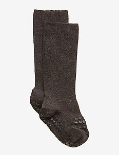 Bamboo Socks - socks - dark grey mélange