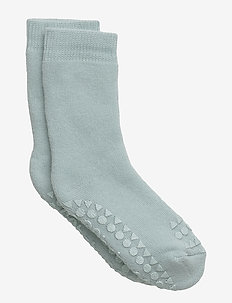 Non-slip socks - non-slip socks - mint green