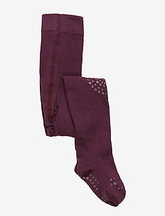 Crawling Tights - PLUM