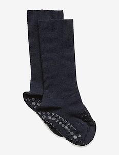 Non-slip Socks - non-slip socks - dark blue