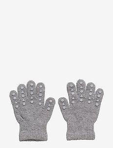 Grip Gloves - rękawiczki - grey melange