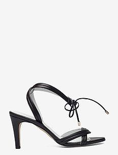 25330 - sandalen mit absatz - black kaiser