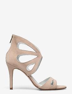 25331 - sandalen mit absatz - rubio suede camello