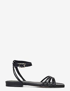 25351 - flache sandalen - black kaiser