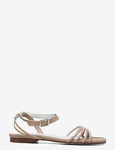 25351 - flache sandalen - kaiser camello