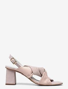 25370 - sandalen mit absatz - nude rubio/nude kaiser