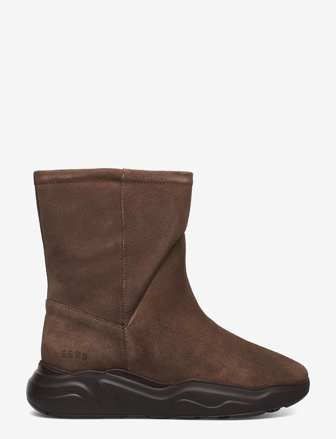558g Boot Walnut Suede (Walnut) (1317 kr) - Gram