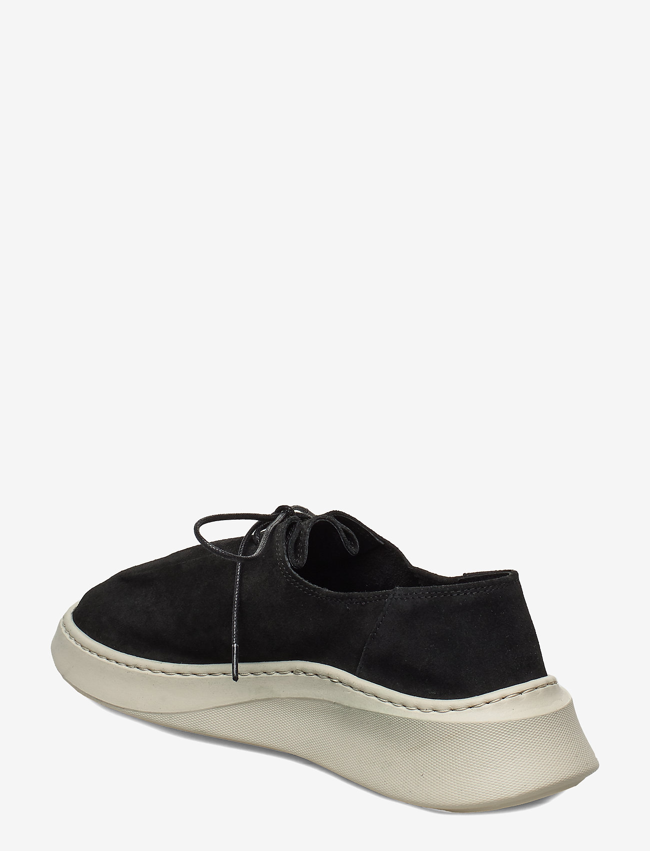 Yatfai Sneaker Black Suede (Black) - Gram