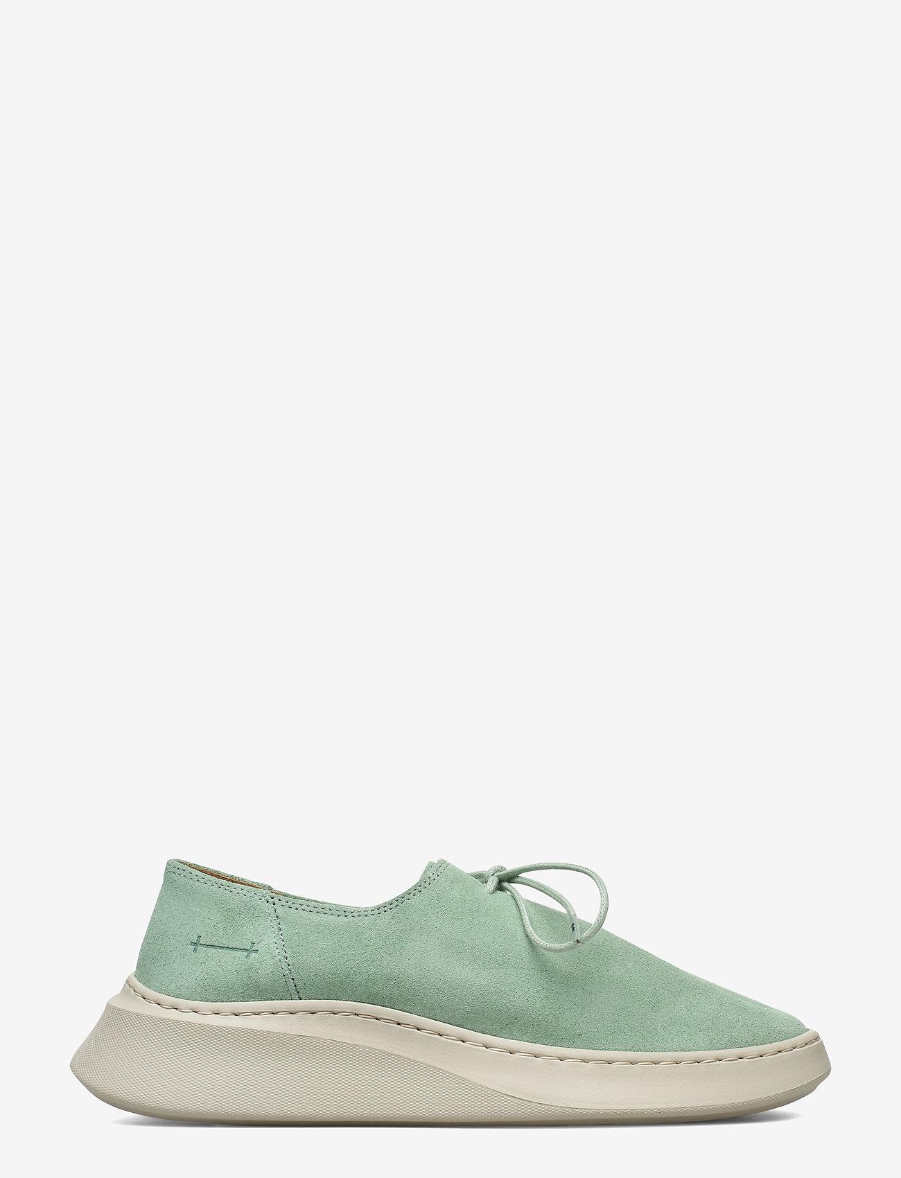 Gram - yatfai sneaker niente menthe - buty sznurowane - niente menthe - 1