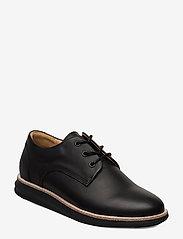 Gram - 380g WA black leather - buty sznurowane - black - 0
