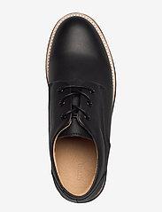 Gram - 380g WA black leather - buty sznurowane - black - 3