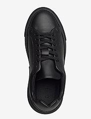 Gram - 392g black vegan leather - låga sneakers - black vegan leather - 3