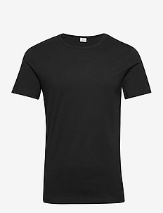 GTA CURVE TEE - BLACK