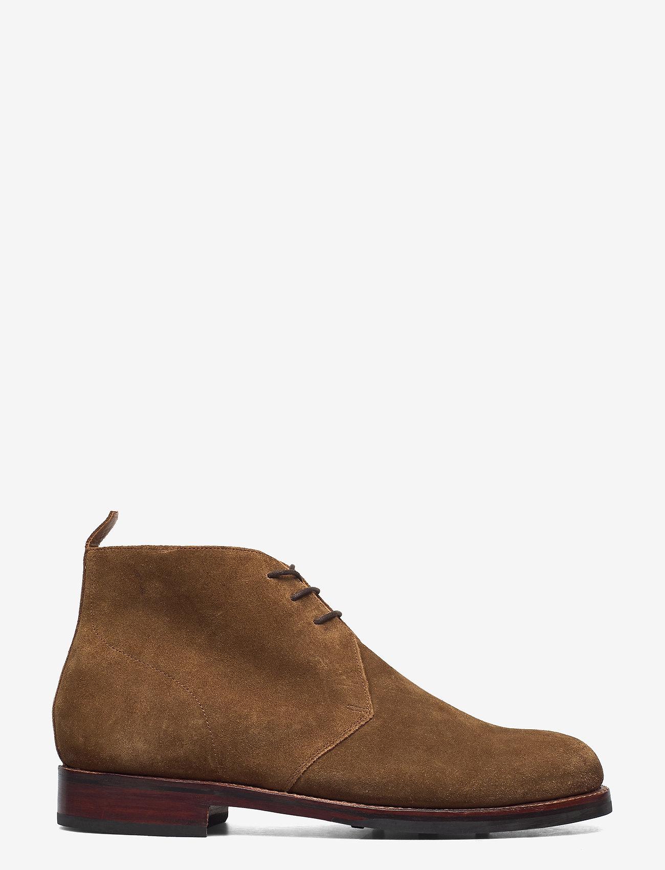 Grenson - WENDELL - desert boots - snuff - 1