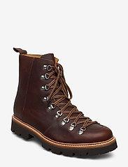 Grenson - BRADY - veter schoenen - brown - 0