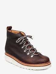 Grenson - BOBBY - veter schoenen - brown - 0